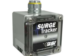 Protect Sensitive Household Equipment with SSI's Surge Tracker ST2