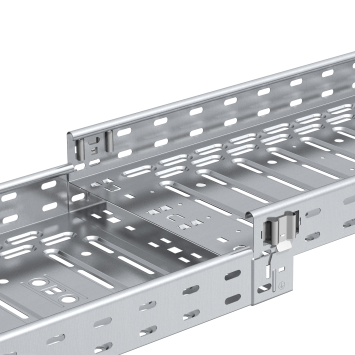 Installing Cable Trough Systems Have Never Been Easier Thanks to Chalfant's RKS-Magic Cable Trough!
