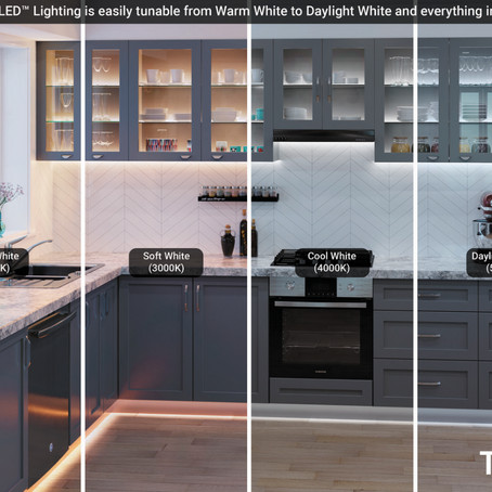 Have it all With TandemLED Lighting from Task Lighting!