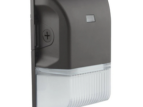 ESL Vision's Mini Wall Pack Series now Features Adjustable Wattage and Kelvin!