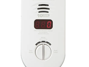 Kidde's Worry-Free Carbon Monoxide Alarms have a 40% Longer Lifespan Than Other Plug-In CO Alarms!