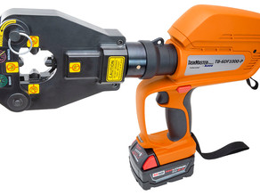 ILSCO's TaskMaster Crimpers are Designed With the User in Mind