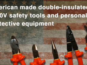 Cementex Provides the Safest Insulated Tools on the Market