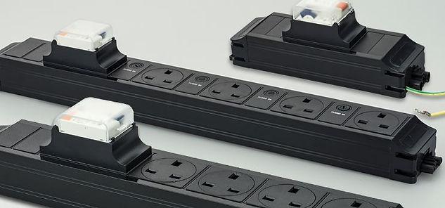 P-Pack Underdesk Units - RCBO