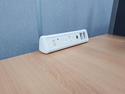 White P-Pack Desktop Units