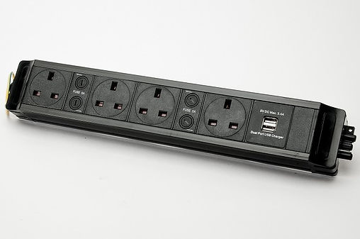 P-Pack Underdesk Units -USB