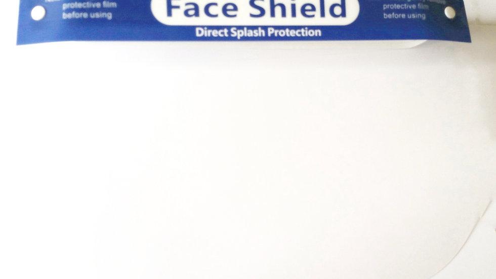 Medical isolation mask (anti-fog)
