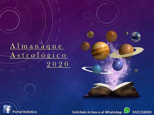 ALMANAQUE ASTROLOGICO 2020