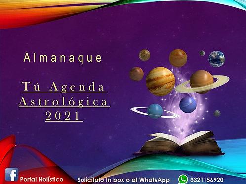 ALMANAQUE ASTROLOGICO 2021