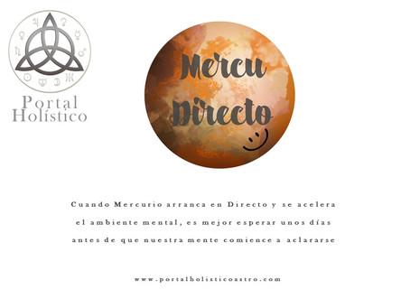 MERCURIO DIRECTO. LIBERTAD