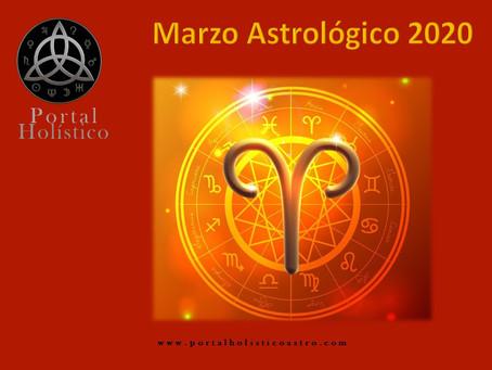 MARZO 2020 ASTROLOGICO