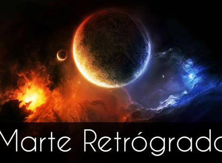 LOS EFECTOS DE MARTE RETROGRADO 09 DE SEP 2020