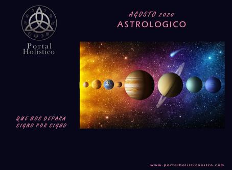 AGOSTO 2020 ASTROLOGICO