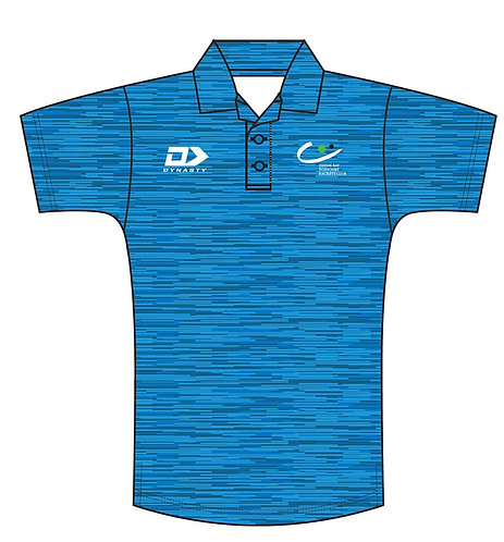 Mens Performance Polo - Royal
