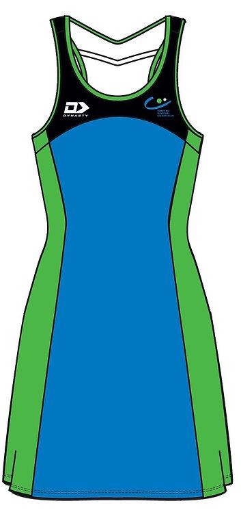 Tennis Dress - Royal