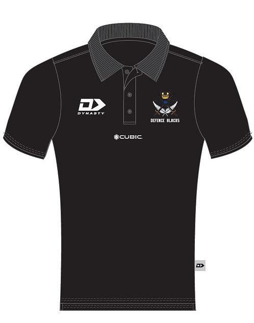 NZDF Defence Blacks Polo