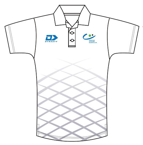 Mens Performance Polo - White