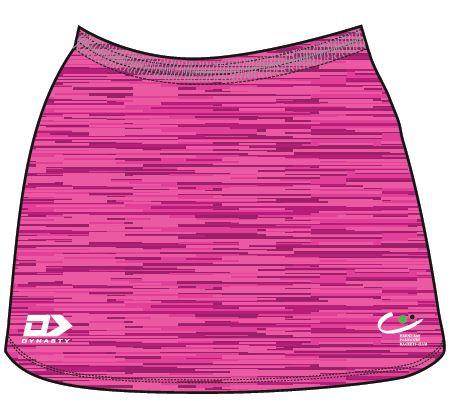 Womens Performance Skort - Pink