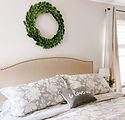 Master Bedroom Wreath