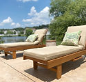 Cabana Style Lounge Chairs