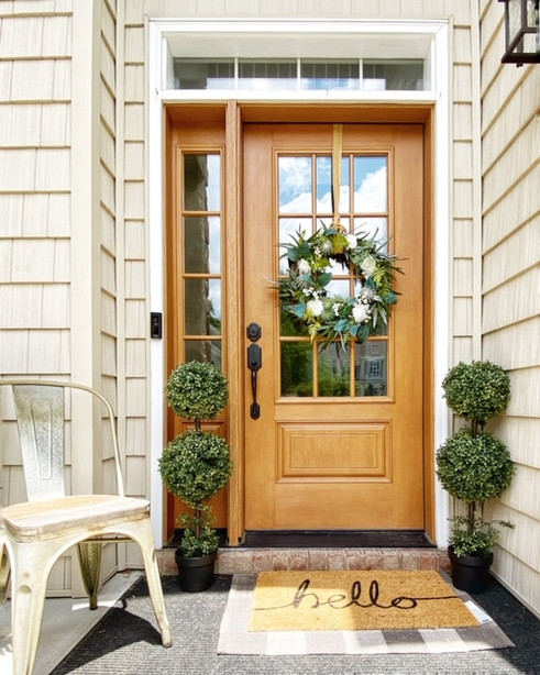 5 Farmhouse Favorite Porch Planters from Amazon