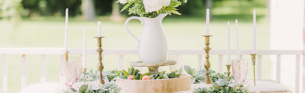 Tablescape Styling Tips