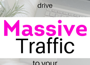 5 Easy Tips That Will Massively Increase Your Blog Traffic