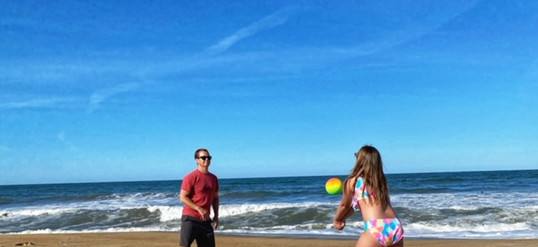 21 Fun Things to Do at The Beach Without Going in The Water