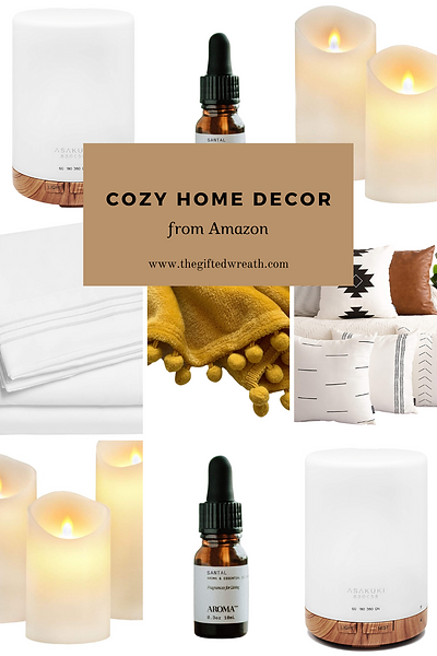Cozy Home Decor from Amazon