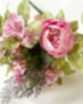 Pink Bouquet Flowers