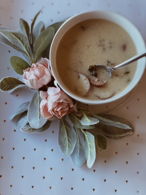 Homemade Kale, Kielbasa, and Potato Soup Recipe