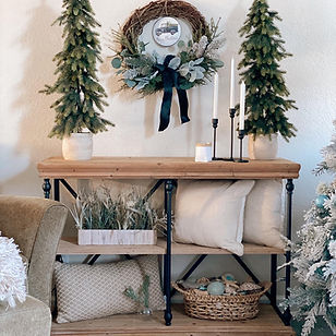 Holiday Christmas Decorations for the Li