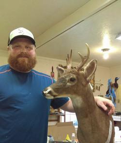 Justin Coatney with Deer Mount_edited
