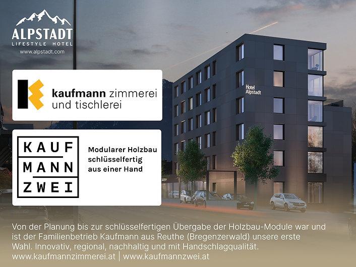 Zimmerei Tischlerei  Architekt Kaufmann