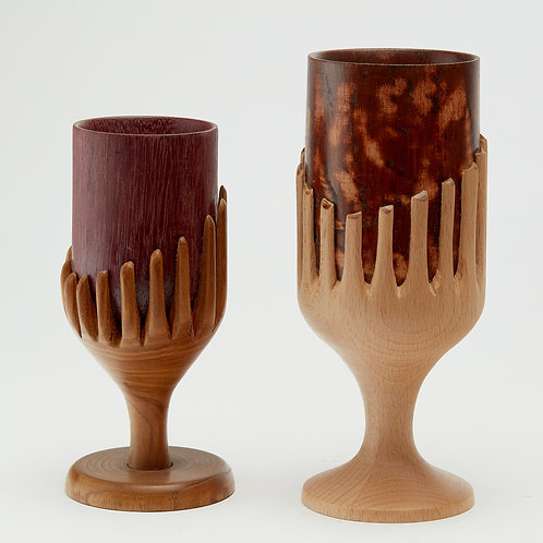 Ornamental Goblets