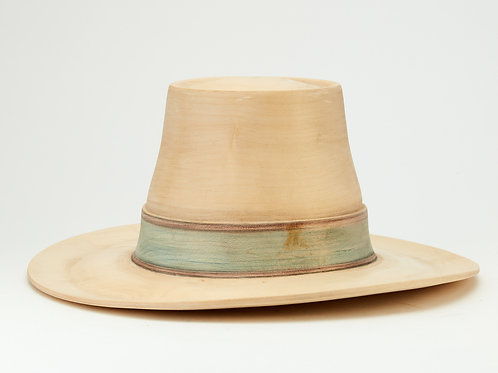 Small Wooden Hat
