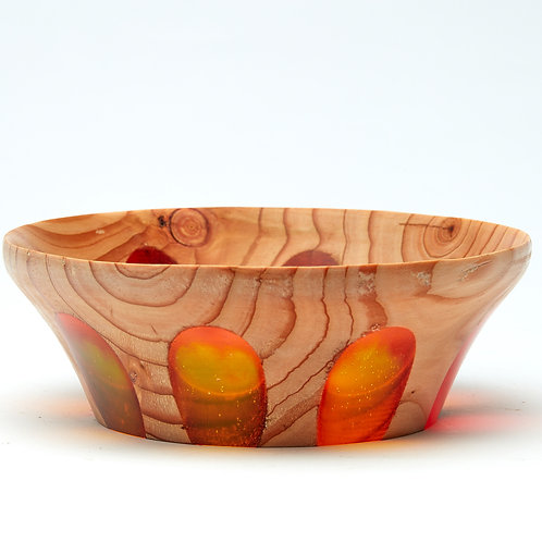 Decorated Bowl