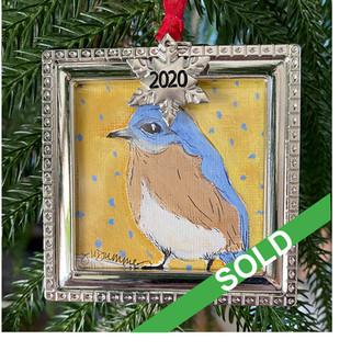 2020 Ornament_BlueBird wth Charm SOLD.jp