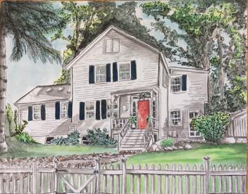 Rowayton CT House