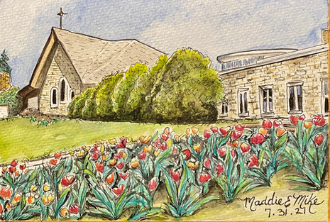 Excelsior, MN - Mount Calvary Lutheran Church