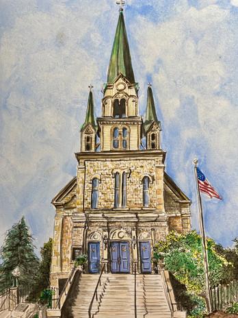 Minneapolis, MN Lady of Lourdes Catholic Church