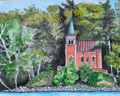 Stella Maris Chapel, Saint John's University
