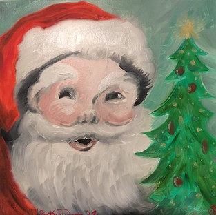 Santa_Christmas Eve