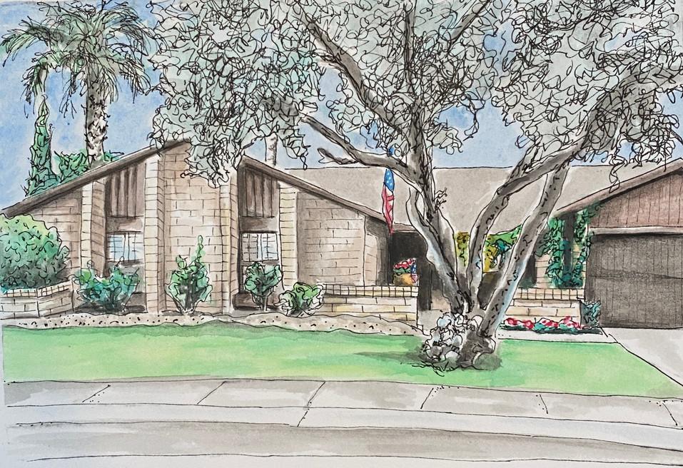 Scottsdale, AZ Family Home