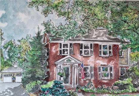 Doylestown, PA Family Home