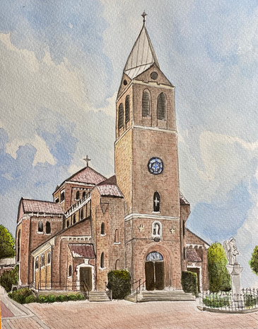 St Peters Catholic Church_Lindsay TX