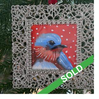 2020 Ornament_RGB Bluebird
