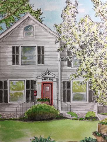 First Home, Linden Hills/Mpls