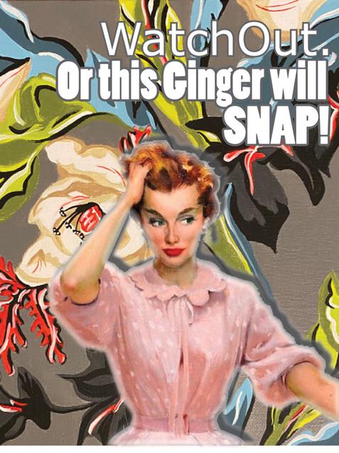 Ginger SNAP