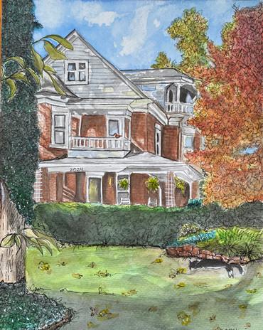 Wyandotte County, Kansas City Family Home